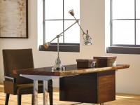 Письменный стол — современный стиль и правила подбора идеального рабочего места (135 фото)