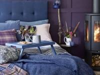 Фиолетовая мебель: особо яркий стиль и подбор оптимальных цветовых решений и сочетаний (125 фото)