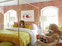 Кровать для девочки — выбор стильного спального места и главного украшения детской комнаты (115 фото)