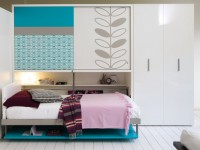Кровать-трансформер для малогабаритной квартиры — современные модели и их реализация (110 фото)