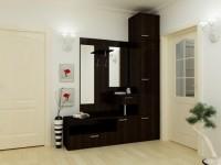 Мебель в коридор — примеры вариантов оригинальной, красивой и современной меблировки для прихожих и коридоров (135 фото)