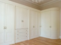 Радиусные шкафы — современные модели и оптимальные решения по применению (105 фото)