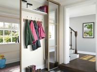 Шкаф в прихожую — 115 фото современных трендов дизайна и вариантов стильного оформления
