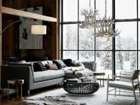 Серый диван: дизайнерские секреты применения в современном интерьере (135 фото)