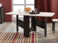 Складной стол — лучшие идеи установки и комбинирования с остальными элементами интерьера (120 фото)