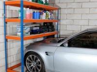 Стеллажи для гаража — качественные модели и системы хранения для профессионалов (95 фото)