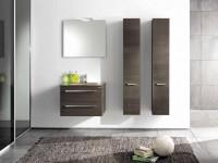 Шкаф в ванную — варианты применения прямых и угловых моделей (110 фото)
