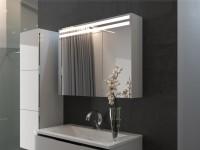 Зеркальный шкаф в ванную — современный интерьер ванной комнаты и особенности применения шкафчика (110 фото)