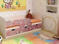 Детская кровать с ящиками: оригинальный дизайн и эффективное распределение места. 105 фото лучших моделей
