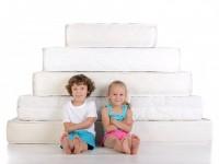 Детские матрасы – лучшие решения и оптимальные материалы для детей разных возрастов (75 фото)