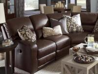 Коричневый диван – стильные сочетания цвета в современном дизайне (155 фото)