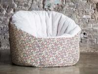 Кресло-мешок – лучшая бескаркасная мебель и основные варианты ее применения (120 фото-идей)