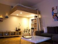 Кровать чердак для взрослых – особенности проектирования, установки и основные виды конструкций (110 фото)