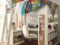 Кровать чердак с рабочей зоной: уютные уголки для отдыха, игр и учебы. 115 фото лучших идей