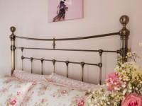 Кровать из металла – 135 фото лучших моделей и современные ортопедические конструкции