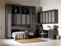 Кровать в стене – лучшие способы решить проблему нехватки места. 115 фото применения для маленьких квартир