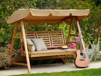 Мебель для дачи: особенности подбора, правила ухода и расположения (115 фото-идей)