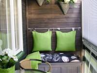 Мебель на балкон – обзор вариантов обустройства балконов и лоджий современными типами мебели (110 фото)