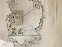 Настенное зеркало: установка, размещение, оформление, украшение и правила освещения (80 фото-идей)