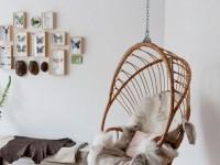 Подвесное кресло – современные новики и правила применения в современном дизайне (105 фото-идей)