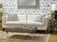 Прямой диван – современные модели и правила их расположения дома и в офисе (135 фото)