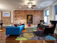 Синяя мебель – 110 фото особенностей применения в интерьере гостиной, кухни, спальни и детской