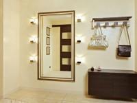 Зеркало напротив двери – можно дли так вешать и как повесить правильно? 85 фото-идей размещения зеркал