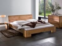 Кровать из массива: современные стили и подбор лучшей древесины (120 фото)