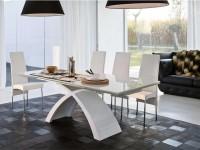 Современные столы: конструкции, дизайн, оформление и варианты размещения основных видов современных столов (155 фото)