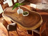 Деревянный стол – 120 фото современных моделей, особенности их оформления и украшения