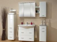 Комплект мебели для ванной — основные элементы комплекта и рекомендации по их размещению (110 фото)