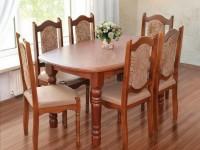 Обеденный стол — виды, особенности применения и критерии выбора лучшего стола (80 фото)