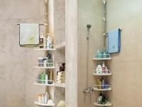 Полка для ванной — стильные и оригинальные модели для современных интерьеров (145 фото)
