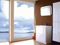 Шкаф-пенал для ванной: обзор лучших моделей, крепление и рекомендации по размещению пеналов (75 фото)