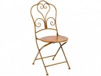 Складной стул: основные категории, особенности создания и применения в интерьере (90 фото)