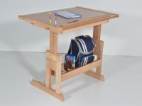 Стол для школьника — советы по выбору самых модных и функциональных моделей (90 фото и видео)