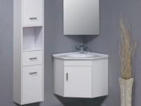 Угловые раковины для ванной — особенности выбора, виды, размеры и рекомендации по применению (95 фото)