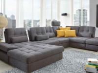 П-образный диван: обзор современных моделей, фото, новинки, дизайн, варианты идеального размещения и сочетания в интерьере