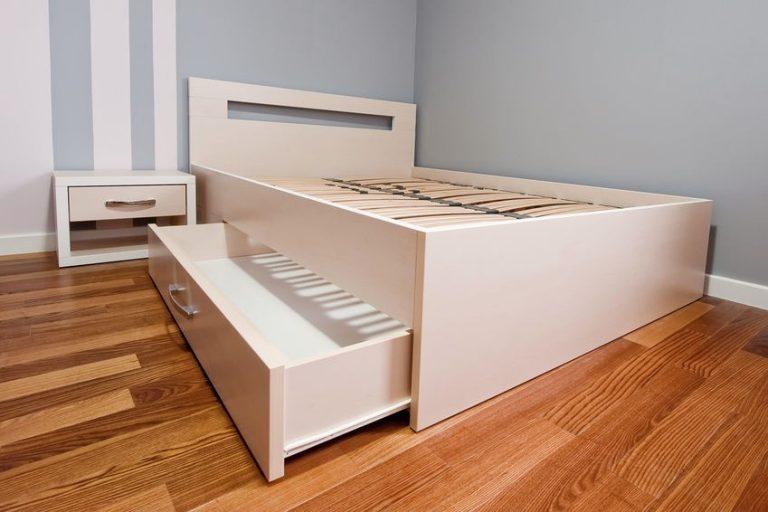 откровенные кровати двуспальные с ящиками для белья фото морской