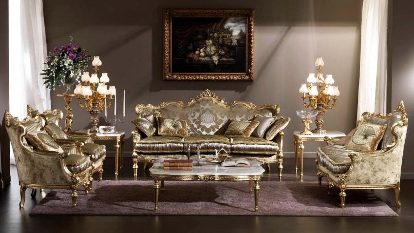 Мебель в классическом стиле: обзор моделей из современного каталога (145  фото)