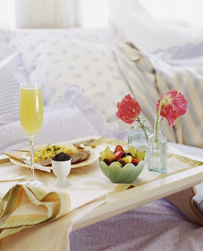 сделать стильной послепраздничный завтрак на двоих фото часть