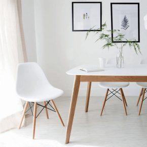 Белые стулья — 100 фото лучших современных моделей и особенности их применения в интерьере