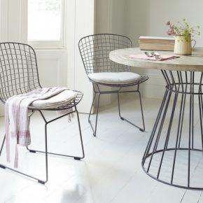 Металлические стулья — особенности применения и выбора. 100 фото лучших современных моделей