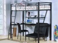 Металлическая двухъярусная кровать — оптимальные конструкции и лучшие современные модели (120 фото)