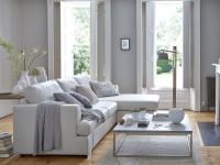 Белый диван — идеи применения в интерьере и советы по подбору (105 фото)