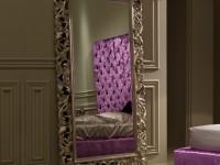 Большие зеркала: правила использования в интерьере и необычные варианты размещения (120 фото)