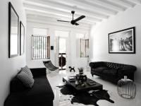 Черная мебель — 110 фото вариантов дизайна и необычные форматы украшения разных помещений
