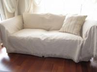 Еврочехол на диван — правила применения в интерьере и подбора материала (120 фото)