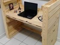 Компьютерный стол своими руками: 150 фото стильных проектов, чертежи и советы профессионалов