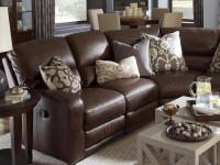 Коричневый диван — стильные сочетания цвета в современном дизайне (155 фото)
